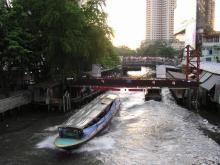 運河ボート