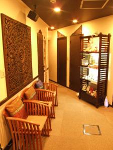 タイ古式マッサージChai 六本木 待合室