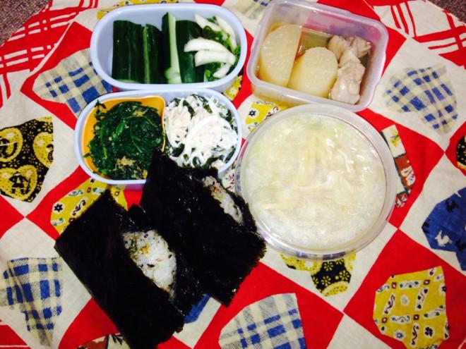 お弁当レシピ2